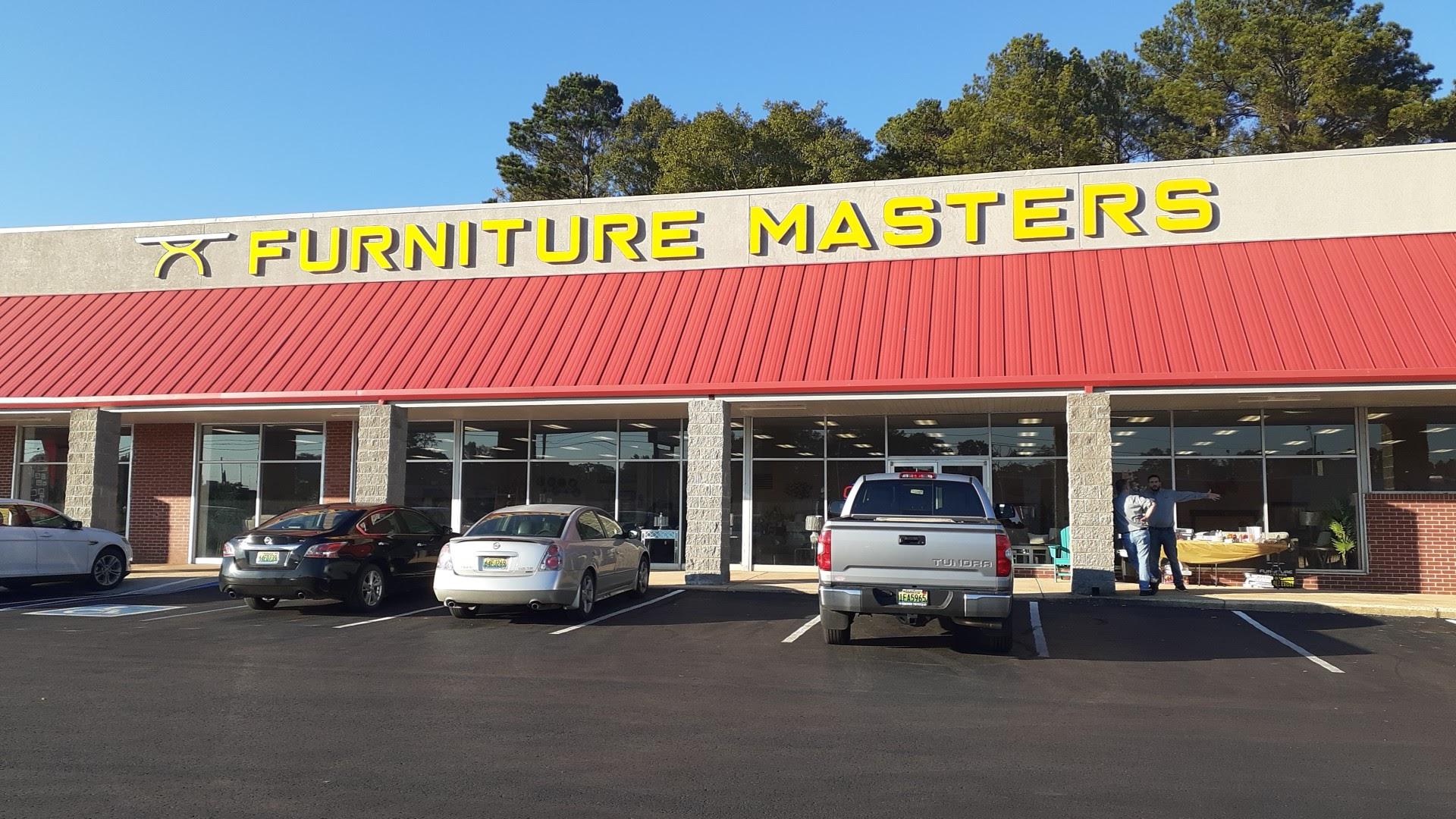 Furniture Masters 724 Hwy 78 W, Jasper