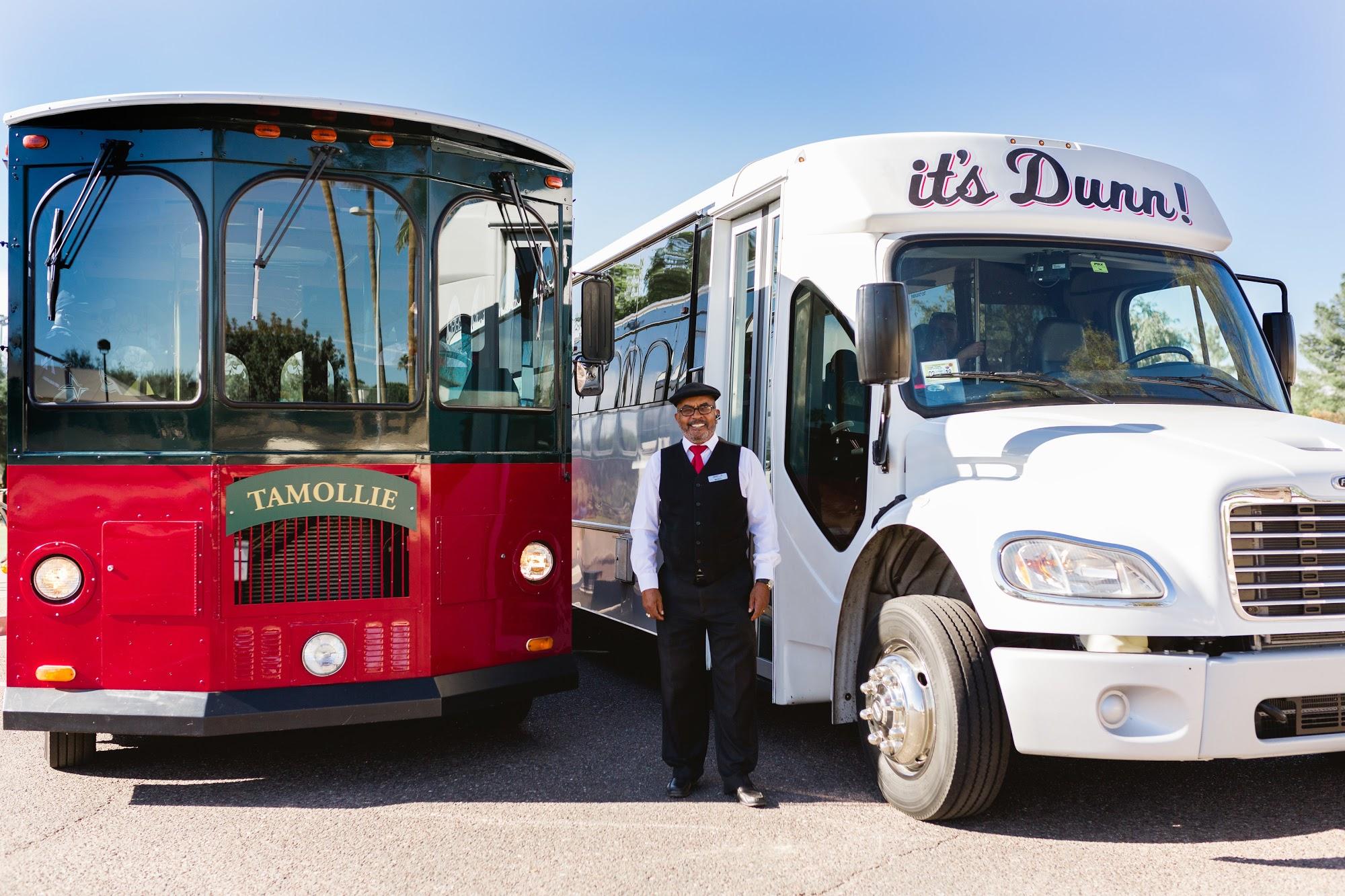 Dunn Transportation/Ollie the Trolley 1680 N 74th St, Scottsdale