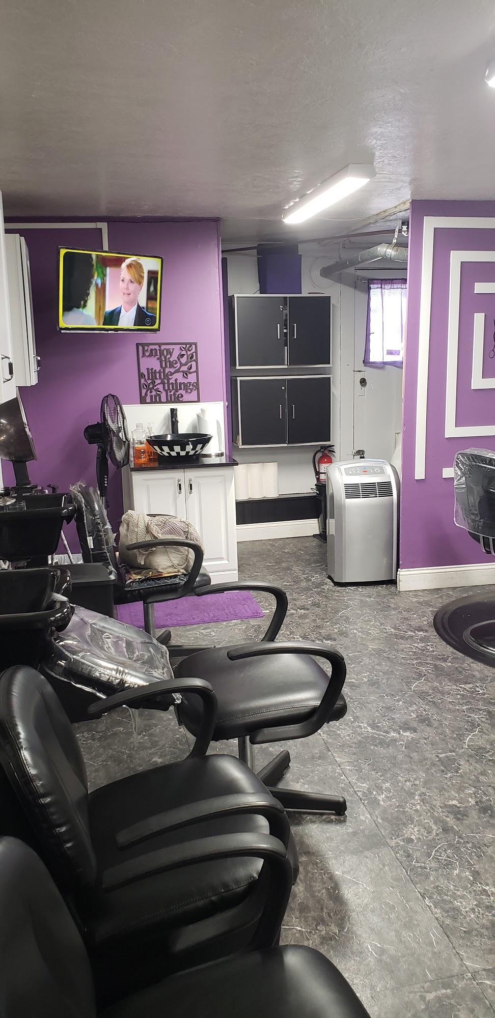 Tammed Mane Beauty Salon 833 40th St, Oakland