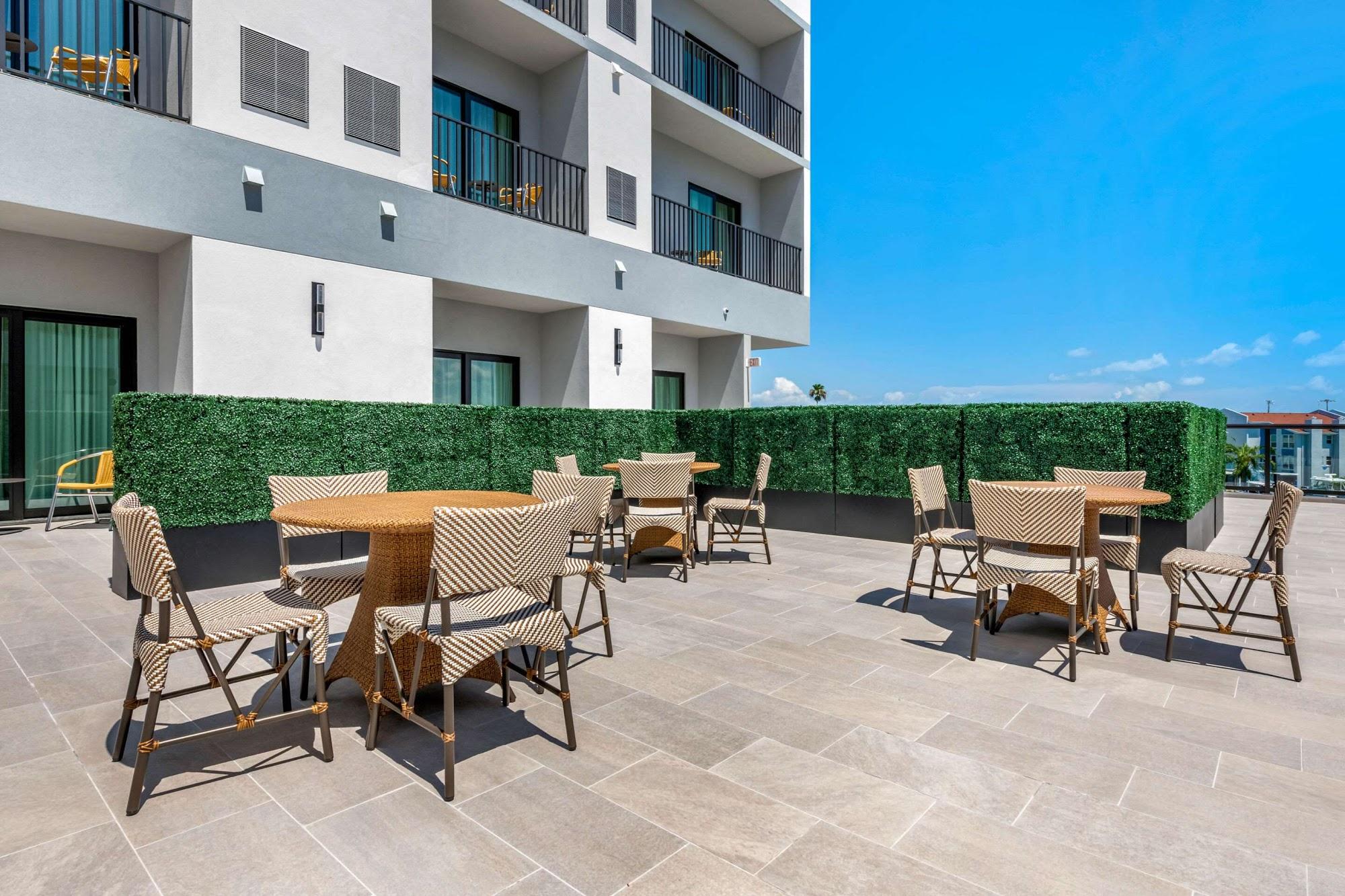 Cambria Hotel St Petersburg-Madeira Beach Marina 15015 Madeira Way, Madeira Beach