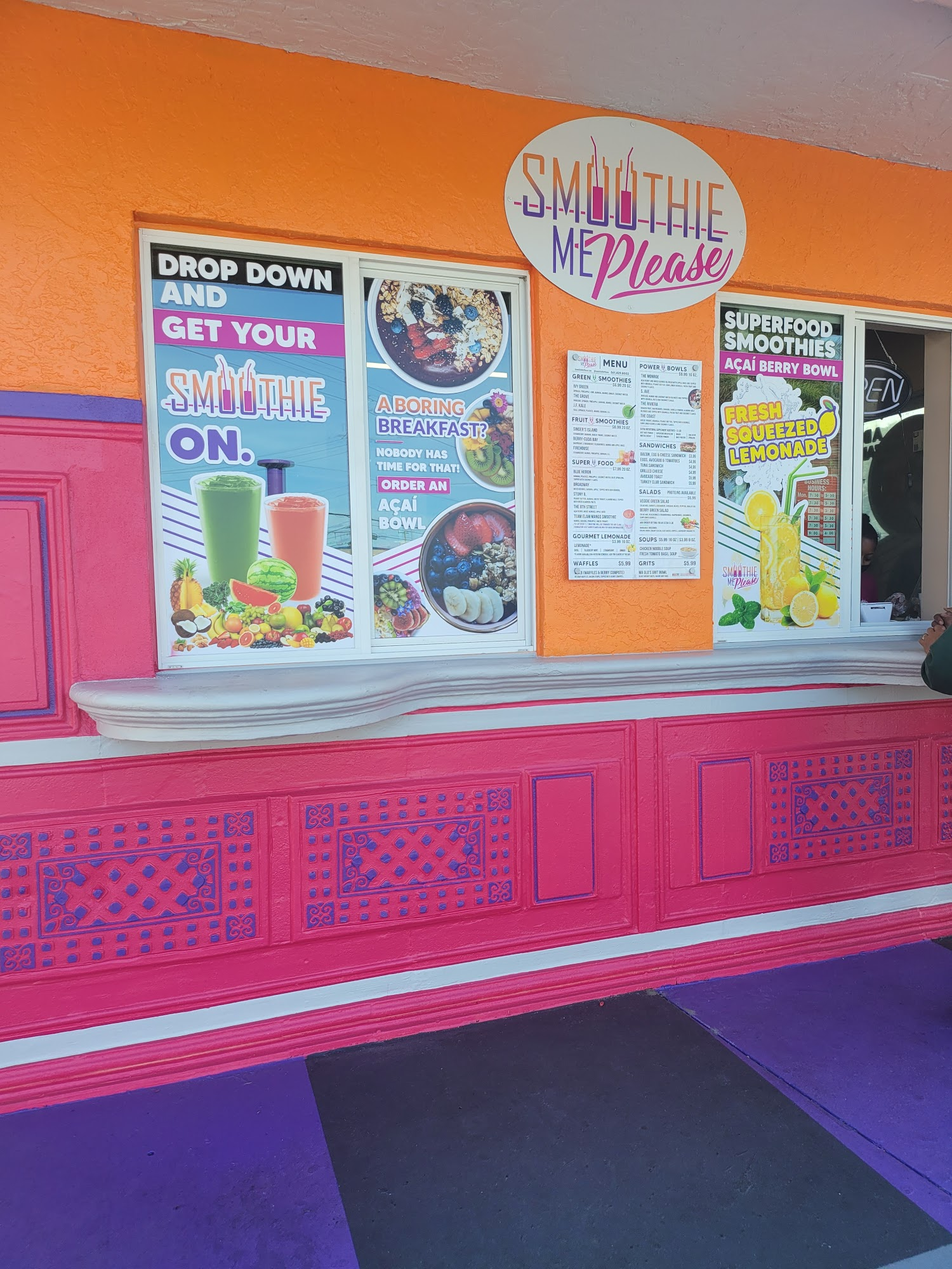 Smoothie Me Please 2635 Broadway Ave, Riviera Beach