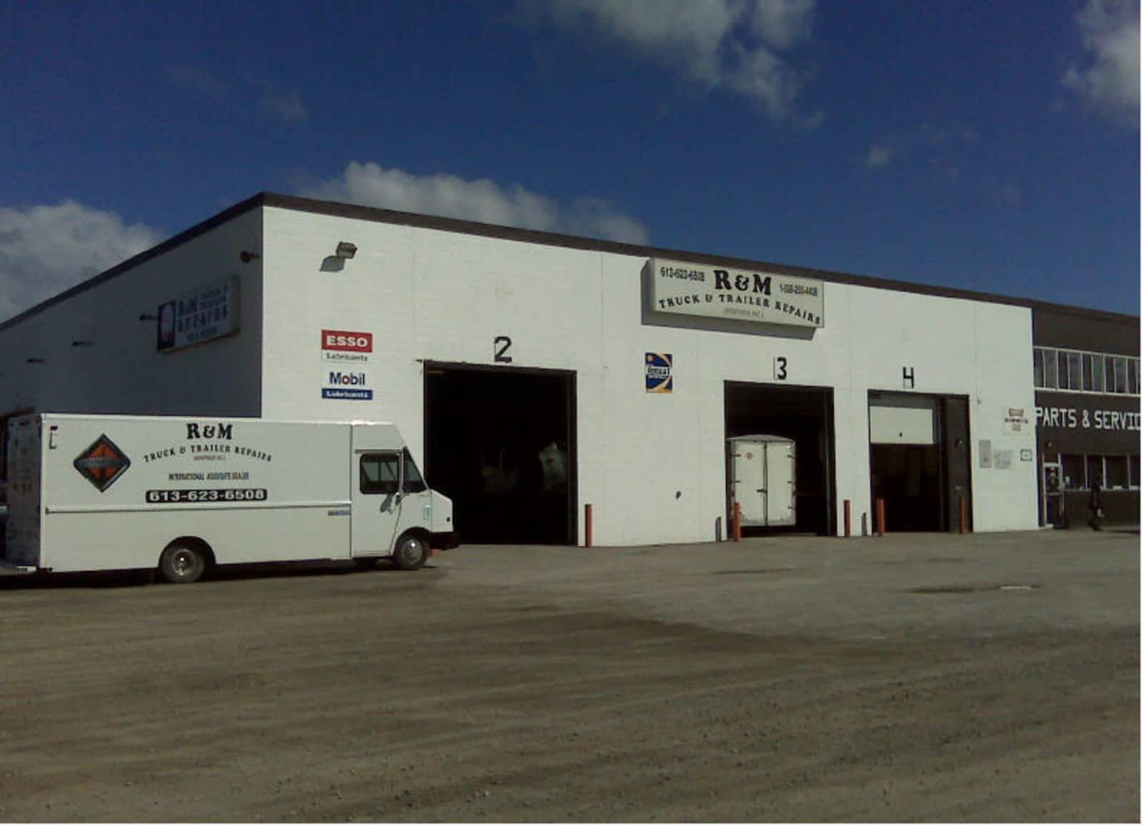 R&M Truck & Trailer Repairs 480 Hartney St, Arnprior
