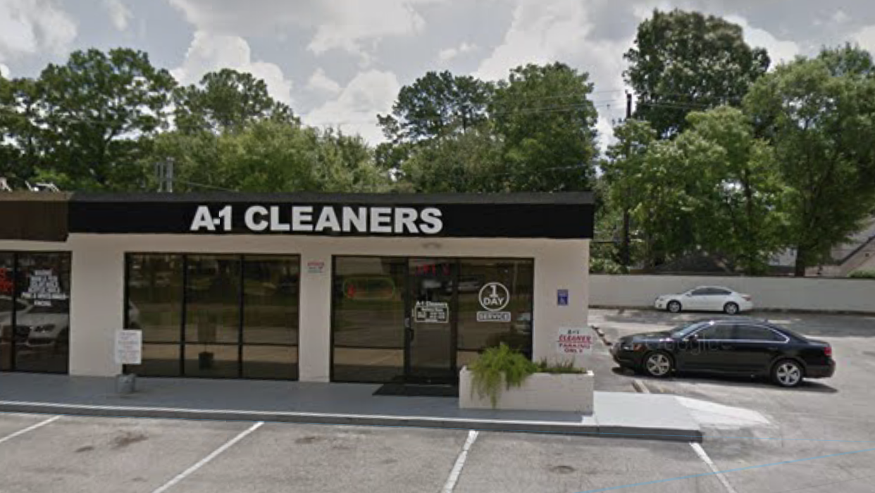 A 1 Cleaners 608 W Bough Ln, Houston